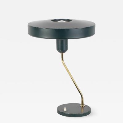 Louis Christiaan Kalff Louis Kalff Table Lamp Z Philips 50s