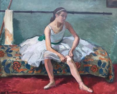 Louis Kronberg Waiting for the Dance