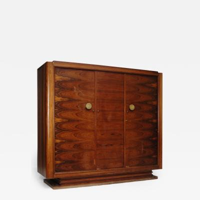 Louis Majorelle Art Deco Armoire Attributed to Majorelle