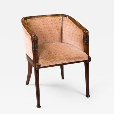 Louis Majorelle French Art Nouveau Aux Pins Armchair by Majorelle