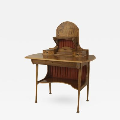 Louis Majorelle French Art Nouveau Dressing Table Writing Desk