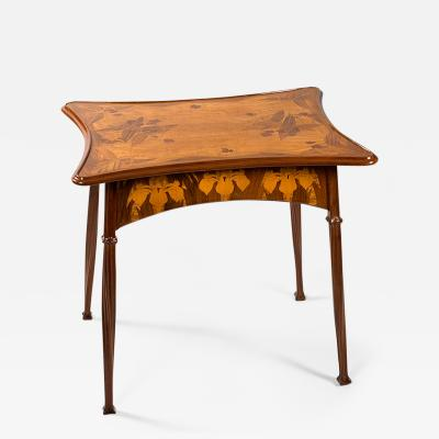 Louis Majorelle French Art Nouveau Table