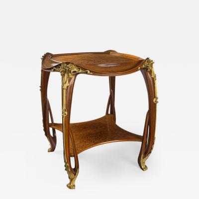 Louis Majorelle Louis Majorelle French Art Nouveau Orchid Table