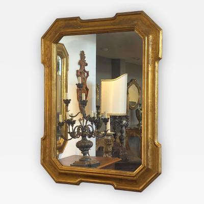 Louis Philippe Giltwood Mirror Circa 1850