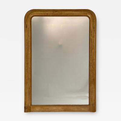 Louis Philippe Mirror France Circa 19th Century