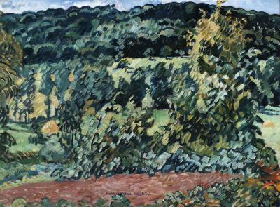 Louis Valtat La Colline a Choisel