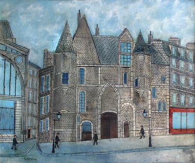 Louis Vivin Acheles Avenue Victor Hugo