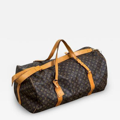 Louis Vuitton 20th Century Louis Vuitton Keepall Bag Classic Monogram Canvas 80s