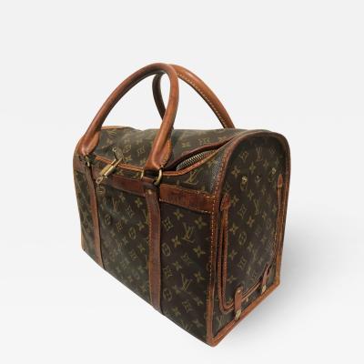 Louis Vuitton Louis Vuitton Sac de Chien 45 Monogram Dog Carry Case