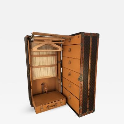 Louis Vuitton Louis Vuitton Wardrobe Trunk