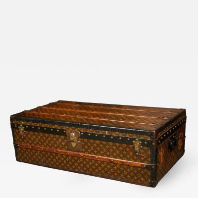Louis Vuitton OA 19 1920s Louis Vuitton cabin trunk