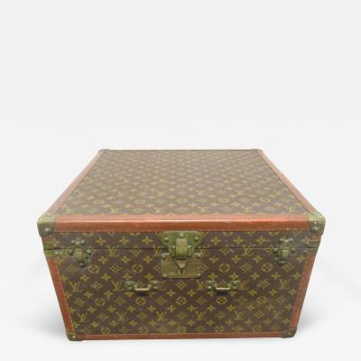 Louis Vuitton Vintage Louis Vuitton Hat Box