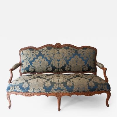 Louis XV Beech Canap or Sofa Circa 1750