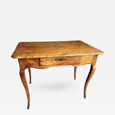 Louis XV Period Fruitwood Writing Table