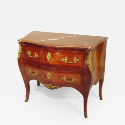 Louis XV Style Bomb Commode