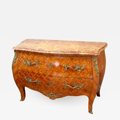 Louis XV Style Commode France 19th century