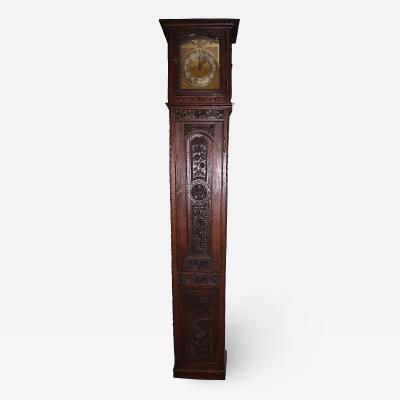 Louis XV Tall Case Clock