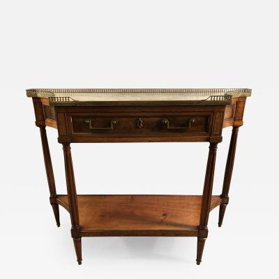 Louis XVI Console Table France 1780 1800