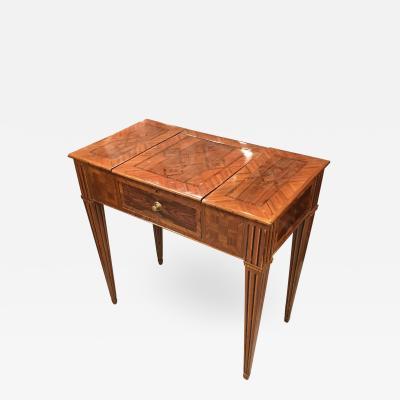 Louis XVI Dressing Table France 1780