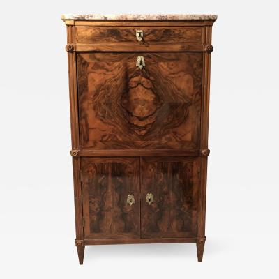 Louis XVI Fall Top Secretaire France 1780