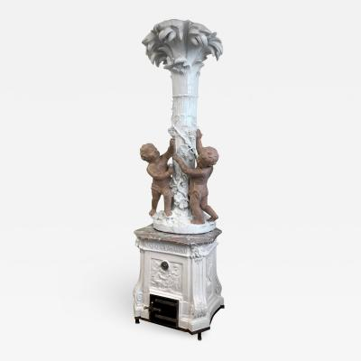 Louis XVI Heating Stove