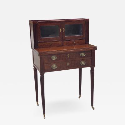 Louis XVI Mahogany Ladys Desk Circa 1785