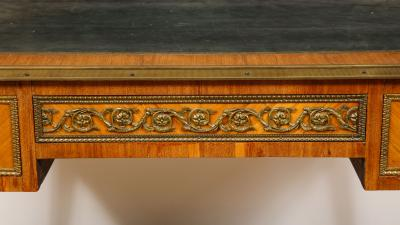 Louis XVI Style Bureau Plat