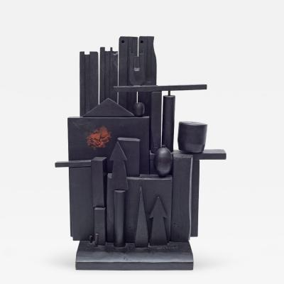 Louise Nevelson Louise Nevelson Little Mansion USA 1955