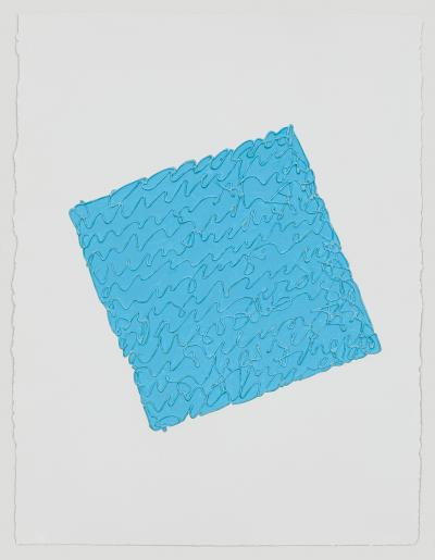Louise P Sloan LTP Thalo Blue