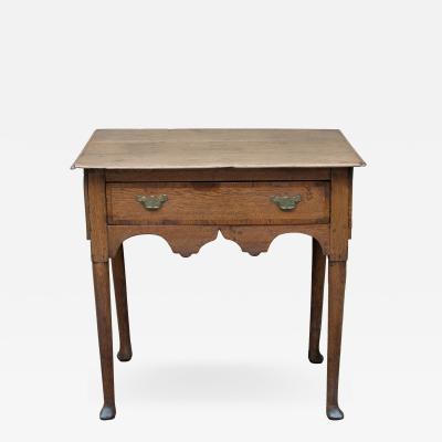 Lowboy Side Table