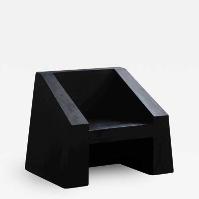 Lucas Morten Kub Chair by Lucas Morten