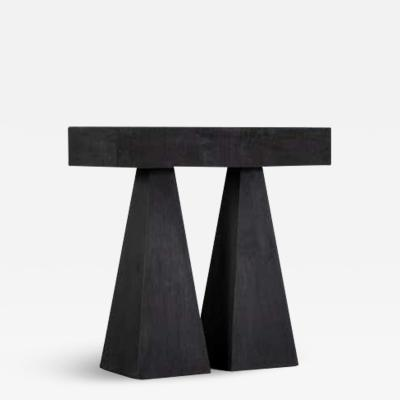 Lucas Morten Torn High Console Table by Lucas Morten
