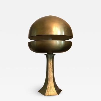 Luciano Frigerio Brass Table Lamp