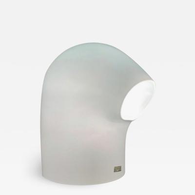 Luciano Vistosi RARE TABLE LAMP BY LUCIANO VISTOSI