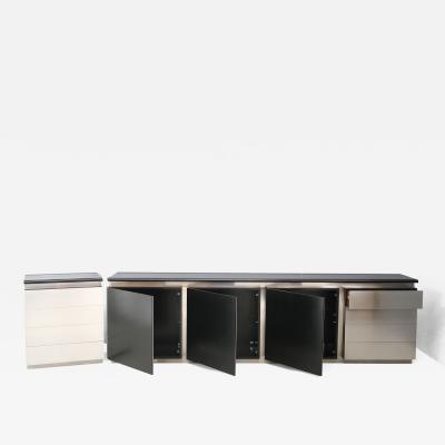 Ludovico Acerbis Sideboard Mobile by Acerbis Model Parioli System 1970s