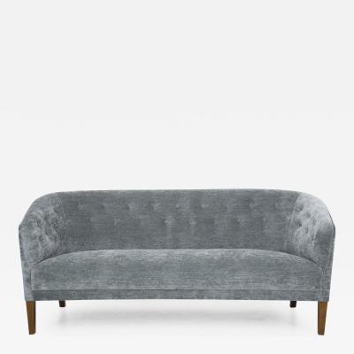 Ludvig Pontoppidan New Upholstered 3 Seater Sofa