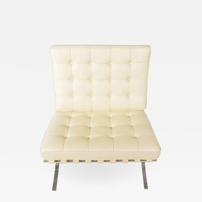 Ludwig Mies Van Der Rohe Barcelona Chair by Mies van der Rohe for Knoll Inc