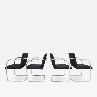 Ludwig Mies Van Der Rohe Brno Chairs by Knoll