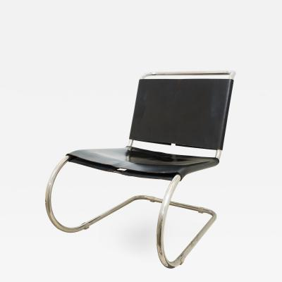 Ludwig Mies Van Der Rohe Cantilever Lounge Chair Model MR 30 5