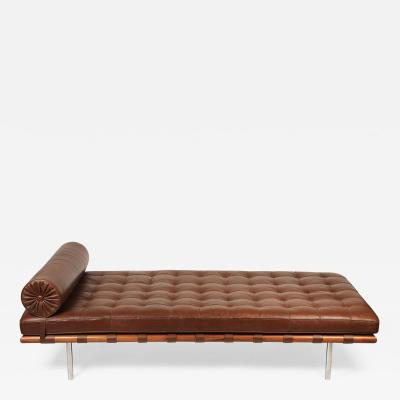Ludwig Mies Van Der Rohe Early Production Rosewood Daybed designed by Ludwig Mies van der Rohe