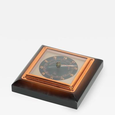 Lufft barometer Art Deco 1930