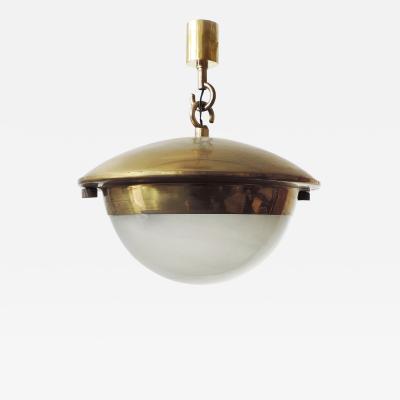 Luigi Caccia Dominioni Arch Luigi Caccia Dominioni pendant lamp for Azucena Italy 1950s