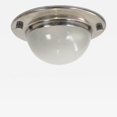 Luigi Caccia Dominioni Flush Lamp LSP6 Tommy by Luigi Caccia Dominioni for Azucena