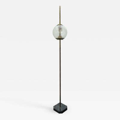 Luigi Caccia Dominioni Italian Torchere Floor Lamp LT10 by Azucena