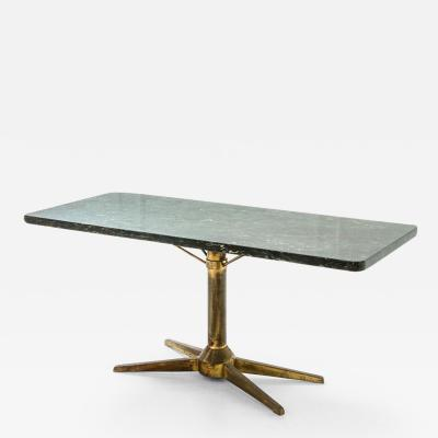 Luigi Caccia Dominioni Luigi Caccia Dominioni rare table console with bronze base