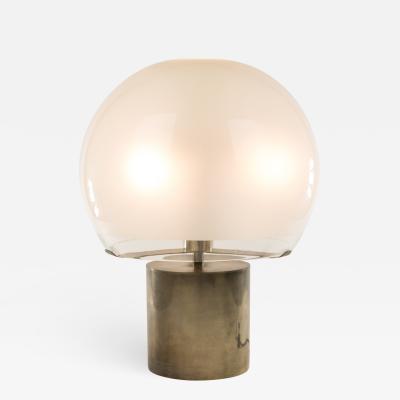 Luigi Caccia Dominioni Porcino table or floor lamp by Luigi Caccia Dominioni for Azucena 1960s