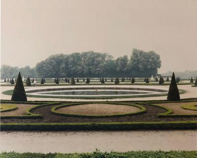 Luigi Ghirri Versailles 1985 Luigi Ghirri Chromogenic Photography from Negative Single Copy