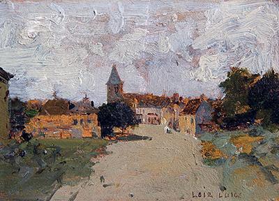 Luigi Loir Dampierre en Yvelines France