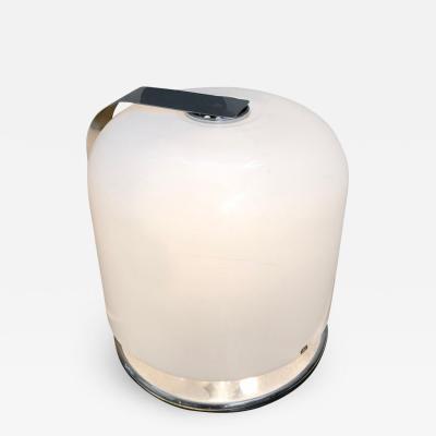 Luigi Massoni Luigi Massoni for Guzzini Space Age Alvise Table Lamp 1966