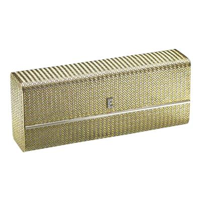 Luigi Massoni Massoni Diamond Gold Evening Bag